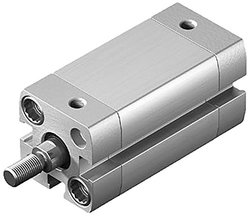 Festo 536254 Compact Double Acting Cylinder - ADN-25-20-A-P-A