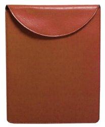 Caspari Caspari Ostrich Pattern Cover for iPad - Cognac