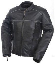 Mossi Women's Journey Leather Jacket