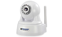 KGuard Security QRT-303 720p Infrared Night Vision Wireless Camera w/Pan