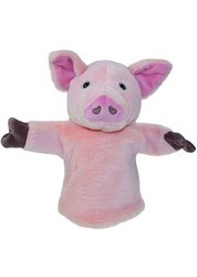 The Puppet Company CarPets Pig Puppet