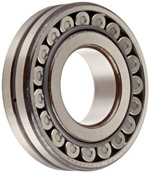 NSK Spherical Roller Bearing Round Bore Pressed Steel Cage - Size: 50mm