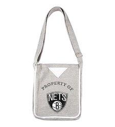 Little Earth Women's Hoodie Crossbody Bag - Grey - Size: One Size