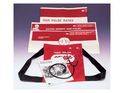 Hubbard Scientific Heart Fitness Health Lab Kits