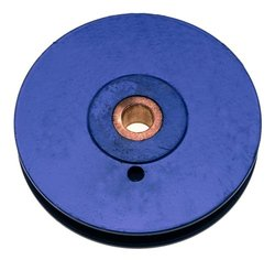 6-Dia. Sheave Wheel For 3/8- to 1/2-Dia. Wire Rope, 1-1/4 Bore