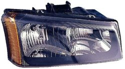 Depo 335-1124R-AS Chevrolet Silverado Passenger Side Replacement Headlight Assembly