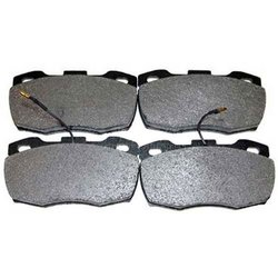 Beck Arnley Semi-Metallic Brake Pads (087-1503)