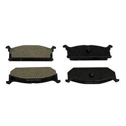 Beck Arnley  087-1272  Semi-Metallic Brake Pads