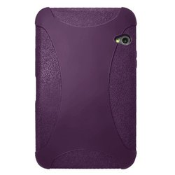 Amzer Silicone Skin Jelly Tablet Case for Dell Streak 7 - Purple