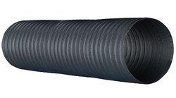 Kuriyama HTNP2-600X25 Neoprene Ducting Hose - Black