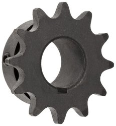 Martin Roller Chain Sprocket Bored-to-Size - Type B Hub - 41 Chain Size