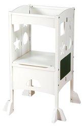 Guidecraft Lightweight Kitchen Helper - White (G97324)