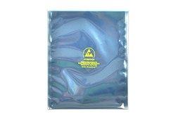 "Elkay Plastics Mil Stratogrey Static Shielding Bag - Grey - Size: 10""X 12"""