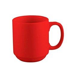 12 oz Red Prime Stacking Mug 36 ct