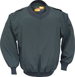 Solar 1 Clothing WS01 Windshirt, Black, XX-Large