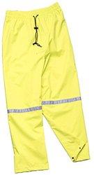 Solar 1 Clothing RJP1 Rain Pant, Lime Green, Medium