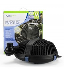 Aquascape AQSC1066 Aquaforce 2700 GPH Water Pump