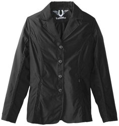 TuffRider Women's Tropix Show Coat - Black - Size: Large