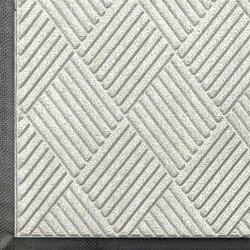 Andersen 208 WaterHog Indoor/Outdoor Floor Mat 10' x 4' - White