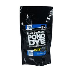 Pond Logic Black DyeMond Pond Dye, 2 Packets