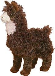 Douglas - Choco Llama - 11 inches - Stuffed Llama