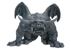 Summit Bull Horned Gargoyle Collectible Figurine