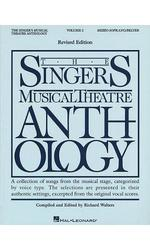 The Singer's Musical Theatre Anthology: Vol 2 Paperback Hal Leonard - 1993