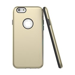Araree AMY Case for iPhone 6 - Gold/Black (ARAY-IP6GDBK)