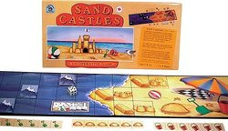 Family Pastimes Sand Castles - An Award Winning Co-operative Game
