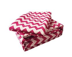 Regal Comfort Designer 1200 Series Sheet Set - Pink - Size: Queen