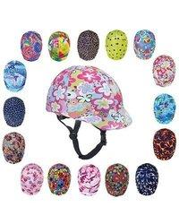 Zocks Print Helmet Cover by Ovation One Size Austin Powers Hot Fire