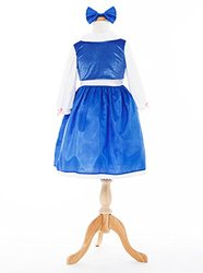 Little Adventures Beauty Day Dress Girl's Costume - Size: M (3-5 Yrs)