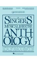 Hal Leonard Singer's Musical Anthology Mezzo-Soprano/Belter Book - Vol 2
