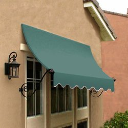 Awntech 3-Feet Charleston Window/Entry Awning 44 by 24-Inch - Sage