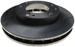 ACDelco 18A739 Professional Front Driver Side Disc Brake Rotor Assembly