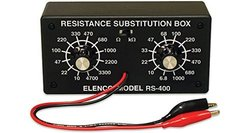 Elenco Resistor Substitution Box Soldering Kit