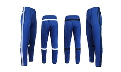 Men's Striped Jogger - 2-Pack - Royal Black/Royal White - Size: M