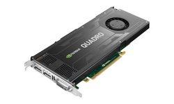 Lenovo NVIDIA Quadro K4200 PCIe 3.0 4GB Graphics Card (4X60G69026)
