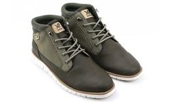 XRay Men's Lace-up Gravity Boots - Oli - Size: 8