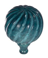 Dalvento Medium Parisian Finial- Verdigris