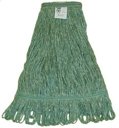 Zephyr Blendup Green Blended Natural and Synthetic Fibers X-Large 12-Pack