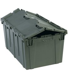"Box Partners 25 3/4"" x 16"" x 12 1/2"" Round Trip Totes"