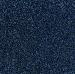 Andersen 100 TriGrip Nylon Fiber Interior Floor Mat, Non-Woven Polyester and SBR Rubber Backing, 5' Length x 3' Width, Navy Blue