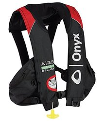Onyx In Sight Deluxe Tournament Inflatable Life Jacket - Multi - Size: One