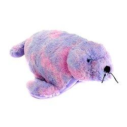"Glow Pets Pillow Pets Seal - Multi - Size: 17"""