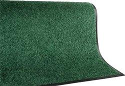 Andersen 100 TriGrip Nylon Fiber Interior Floor Mat, Non-Woven Polyester and SBR Rubber Backing, 5' Length x 3' Width, Emerald Green