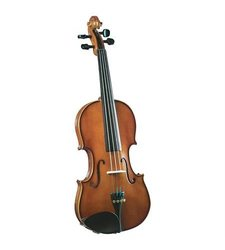 Cremona SV-130 Violin with Premium Strings - Size: 4/4