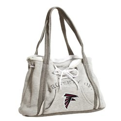 Littlearth NFL Atlanta Falcons Hoodie Purse - Grey
