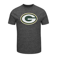 VF LSG NFL Men's Victory Gear VII Crew Neck Tee - Black Marled - Size: M