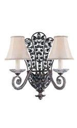 Evernice 2-Light Bronze Sconce
